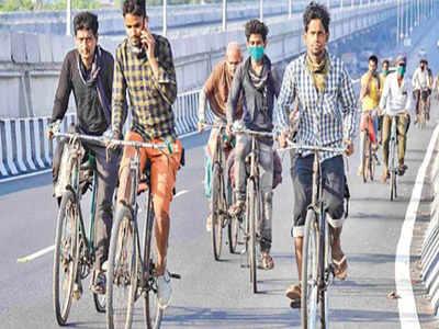 कोरोना के भय से कोलकाता में बढ़ी साइकिल की बिक्री