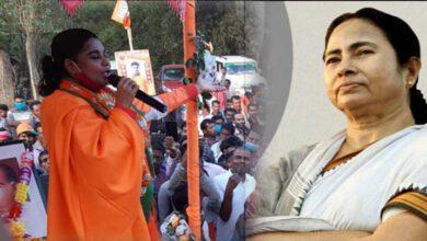 Photo of ममता के लिए गुरुदेव के सम्मान से बड़ा उनका अहंकार है : भारती घोष