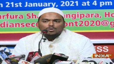 Photo of 30 के बदले अब इतने सीटों से चुनाव लड़ेगी पीरजादा की पार्टी