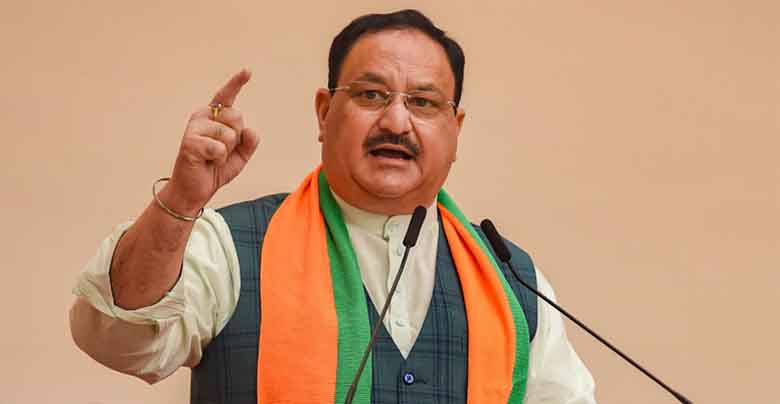 Whether Mamata gets on a wheelchair or does something, it is not going to benefit- JP Nadda