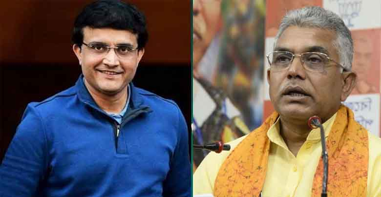 dilip-ghoshs-statement-about-sourav-ganguly-joining-bjp