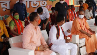 Photo of सांकराइल की जनता परिवर्तन चाहती है, भाजपा को सत्ता में लाना चाहती है : प्रभाकर पंडित