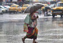 Photo of लगातार बारिश से पानी-पानी हुआ पश्चिम बंगाल की राजधानी कोलकाता