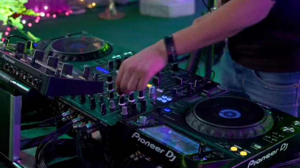 DJ Ankit In star jalsha